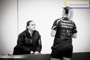 Niko Stefanova e Angeliki Papadaki sono state entrambe battute da Yuan (Max Mocci Fotografia)