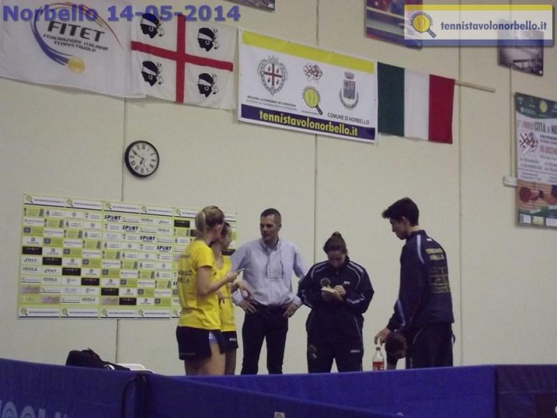 Tennistavolo Norbello 14-05-2014 - 7