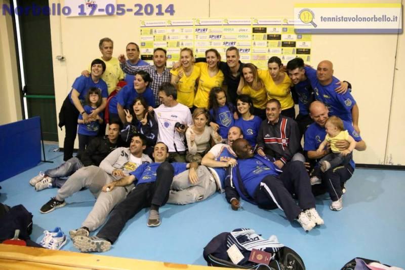 Tennistavolo Norbello 17-05-2014 - 7