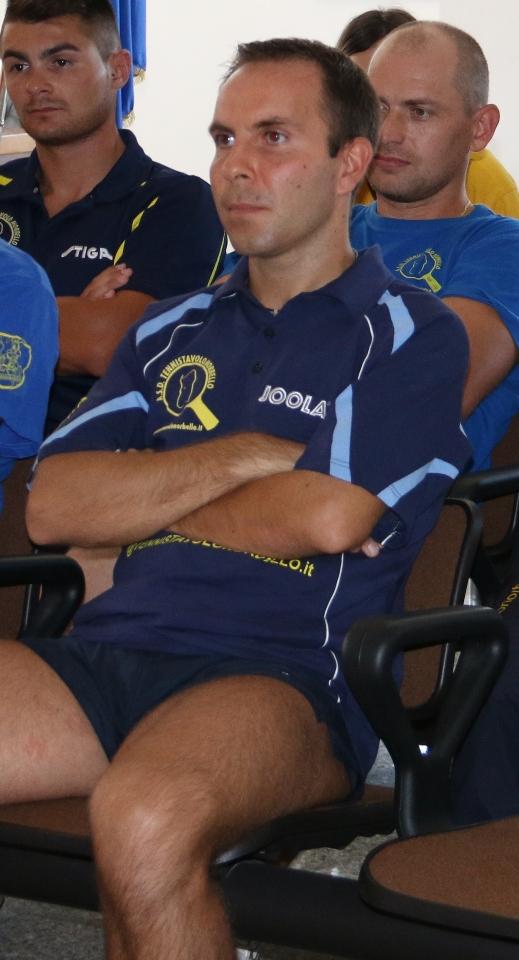 Francesco Lucesoli (Foto Gianluca Piu)