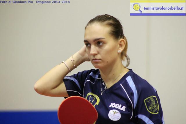 Un'altra stagione a Norbello per la campionessa Niko Stefanova (Foto Gianluca Piu)