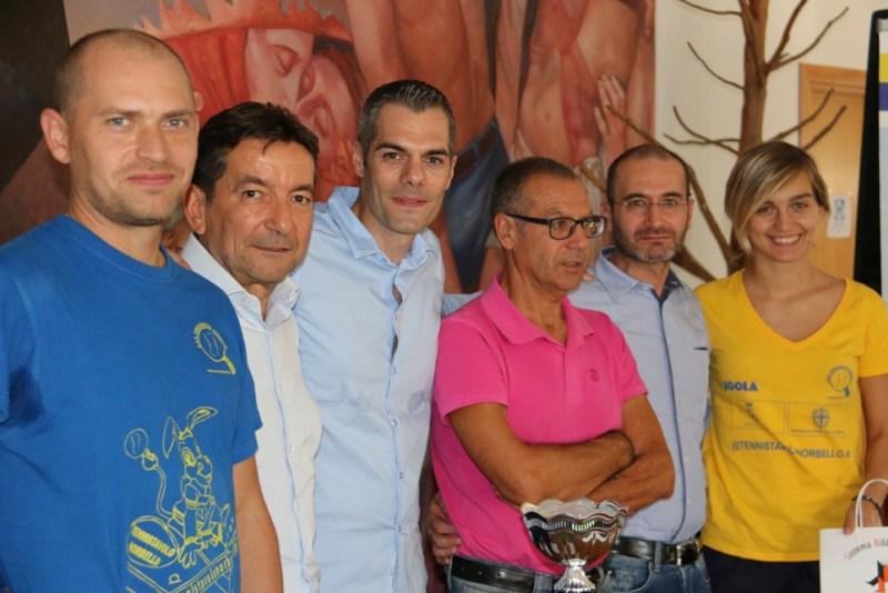 Un'immagine della presentazione in municipio a Norbello (Foto Gianluca Piu)