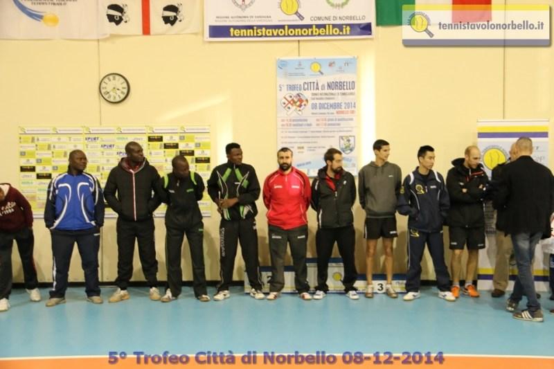 Alcuni partecipanti al Top 8 maschile ( Foto Gianluca piu)