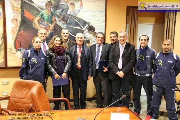 Tennistavolo Norbello 12-12-2014 - 2