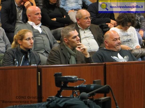Tennistavolo Norbello 12-12-2014 - 7