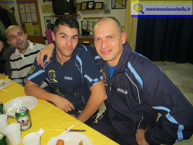 Vilbene Mocci e Maxim Kuznetsov (Foto Gianluca Piu)