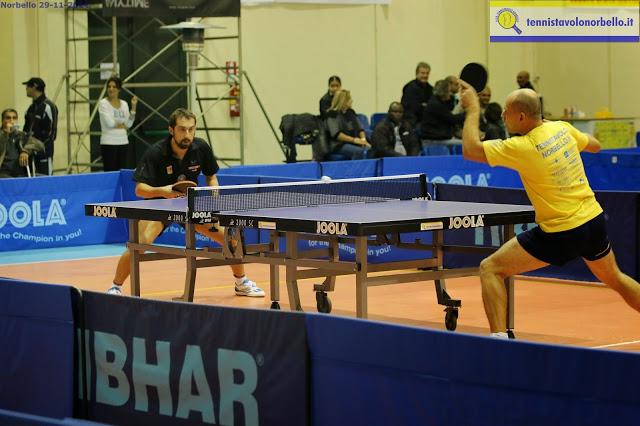 All'andata si sfidarono Kuznetsov e Tomasi (Foto Gianluca Piu)
