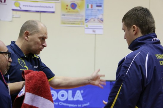 Summit a tre con coach Scotto, Kuznetsov