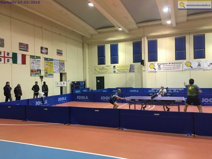 Tennistavolo Norbello 27-02-2016 - 1