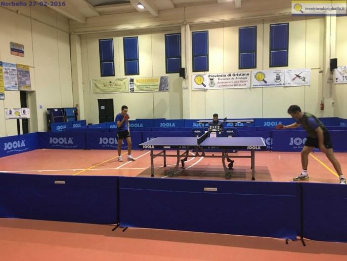 Tennistavolo Norbello 27-02-2016 - 3