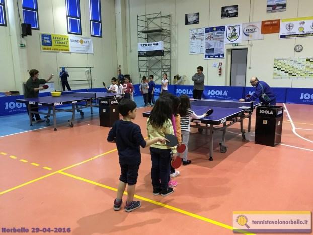 Tennistavolo Norbello 29-04-2016 - 2