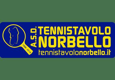 Restyling del logo per il Ventennale del Tennistavolo Norbello