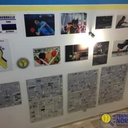 Sede Tennistavolo Norbello 2016 - 2