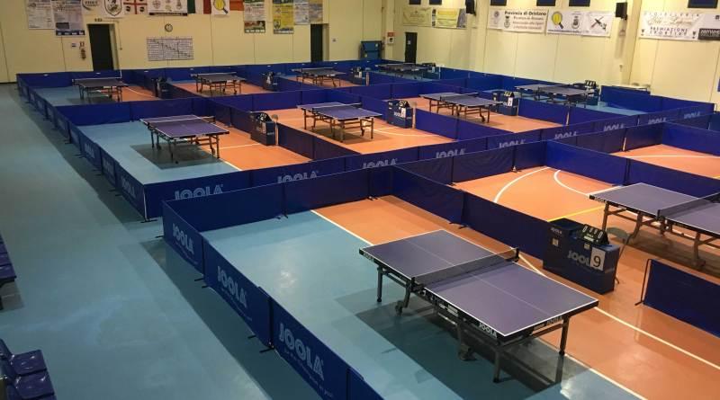 Torneo Regionale di Tennistavolo 6° – 5° Cat. – Norbello 21 ottobre 2018