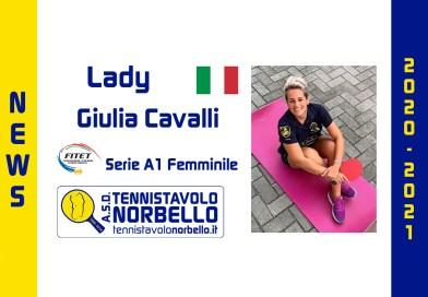 Super Giulia resta con noi un'altra stagione