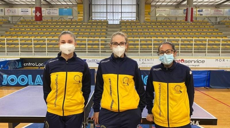Norbelline in palla con l'innesto di Martina Mura, Moises Campos porterà un po' di Norbello a Tokyo