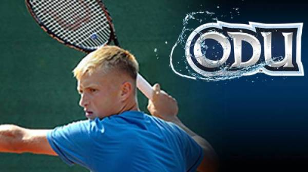 Jannik Giesse Signs with ODU!