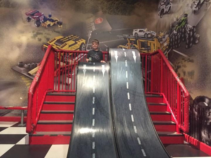 Legoland Race Track