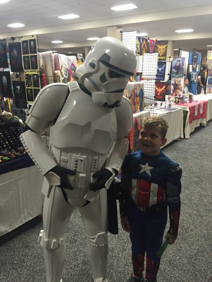 Vermont Comic Con Stormtrooper