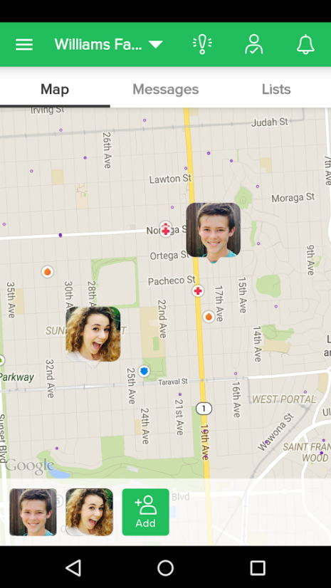 Lookout App Android