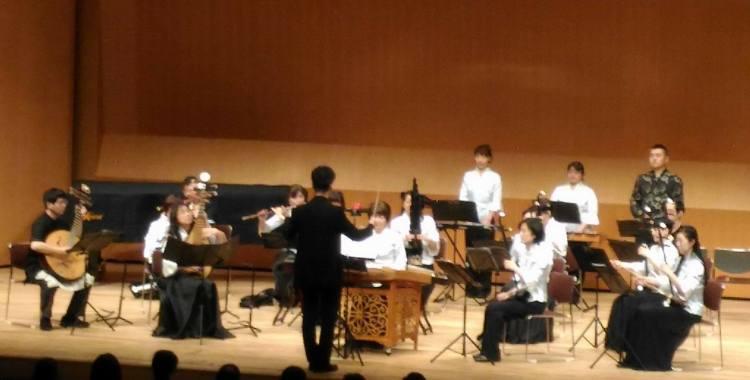 第五回 中国音楽フェスティバルに参加いたしました♪