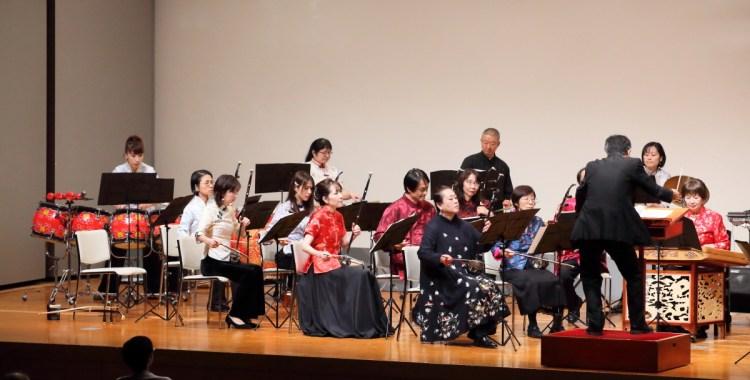『中国音楽フェスティバルに出演します♫』