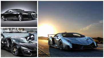 0 Most Expensive Exotic Cars in the World