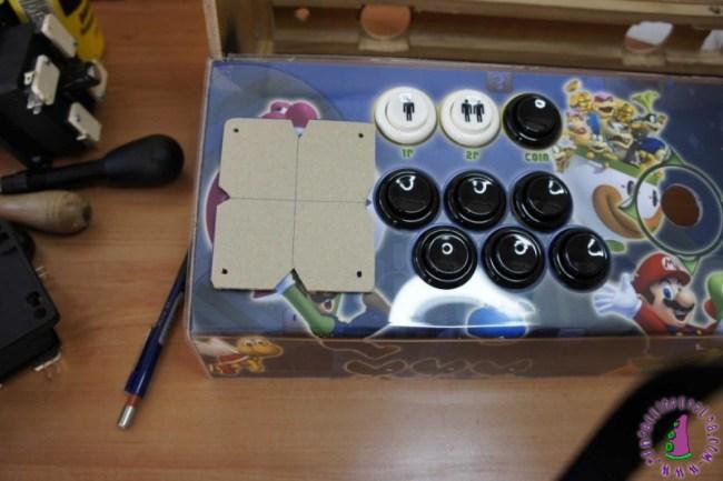 06e Plantilla joystick