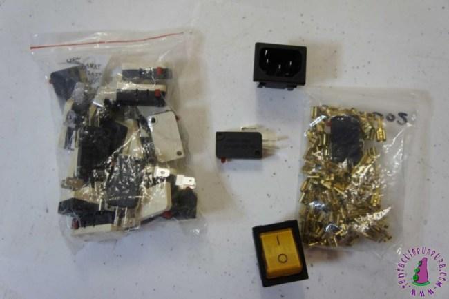 08c Componentes varios