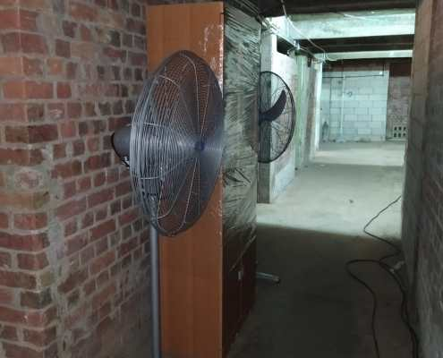 industrial fans for air circulation
