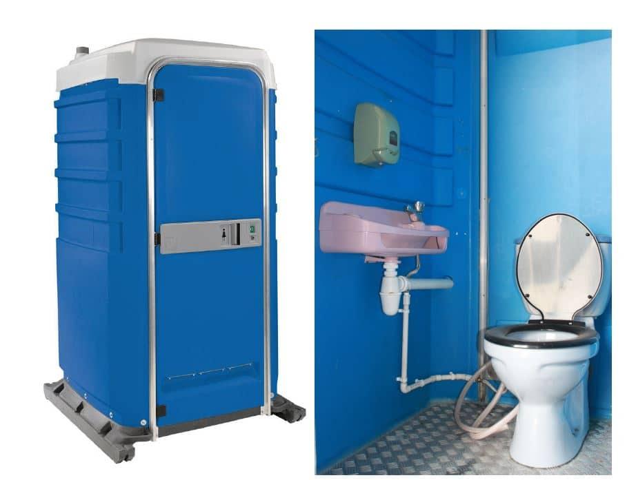 manhole toilet