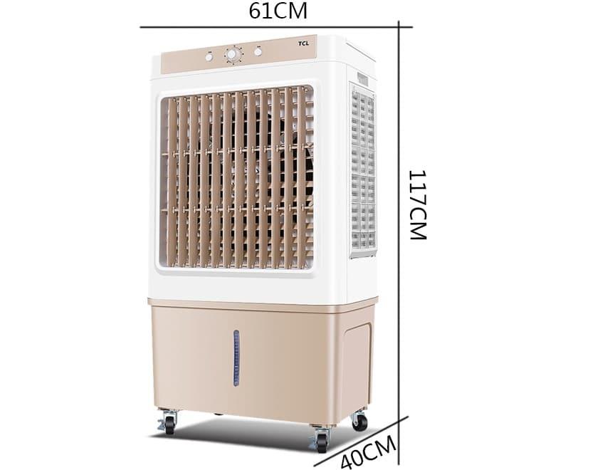 Medium air cooler