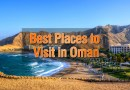Best Tourist Spots to Visit in Oman