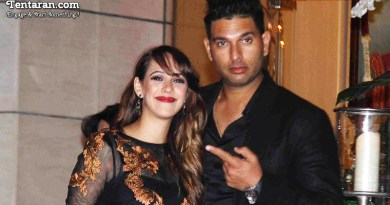 Viral: Hazel's Note for Husband Yuvraj Singh After Cuttack Ton