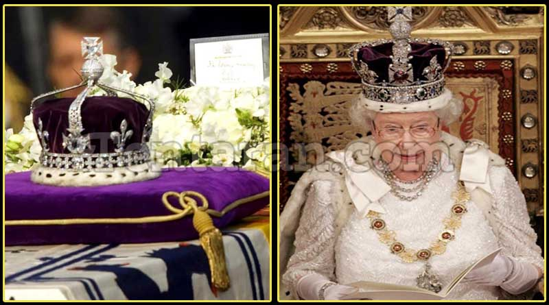 can't order united kingdom to return or not to auction kohinoor