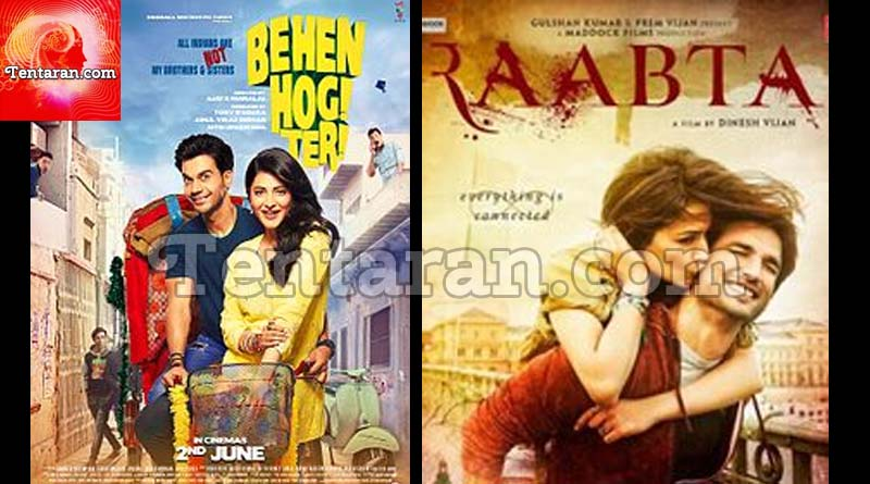 Trailers of Behen Hogi Teri & Raabta