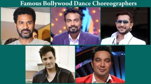 Five Most famous Bollywood Dance Choreographers