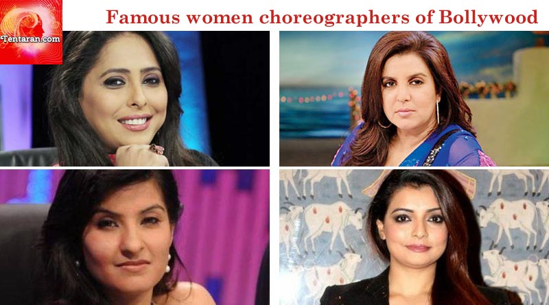 Famous women choreographers of Bollywood