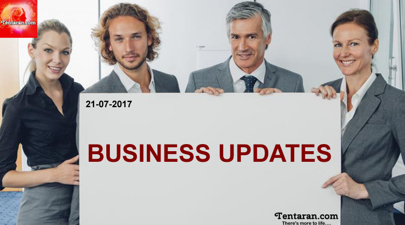 India business news headlines 21st July