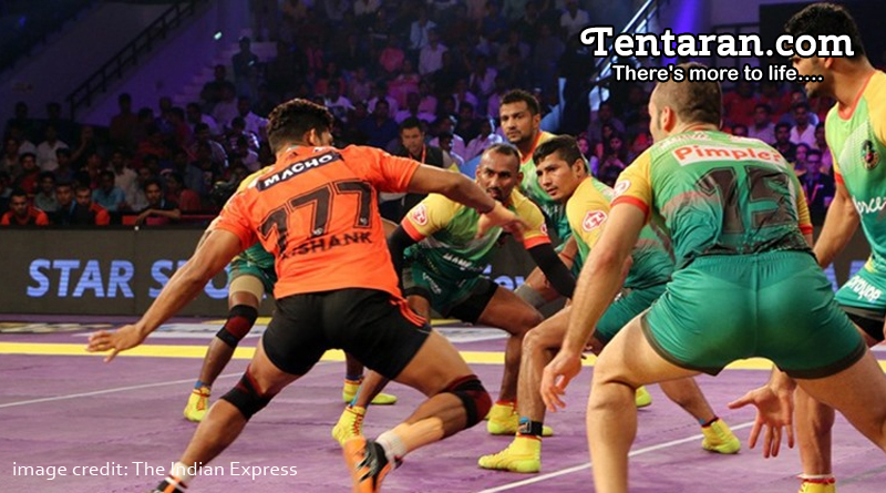 Telugu Titans Win The First Match