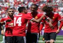 Manchester United V. Real Madrid: United Win 2-1 On Penalties