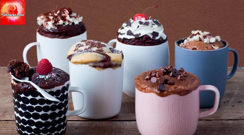 The perfect chocolate mug cake for that perfect cheat day