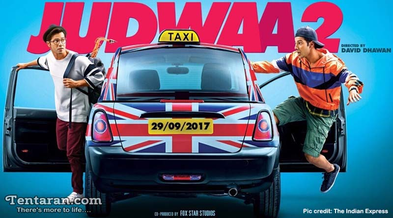 Official trailor of Judwaa 2: Hindi movie Releasing in 29th September 2017