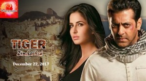 Tiger Zinda Hai – Release date and Official Trailer