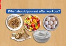 What should you eat after workout?