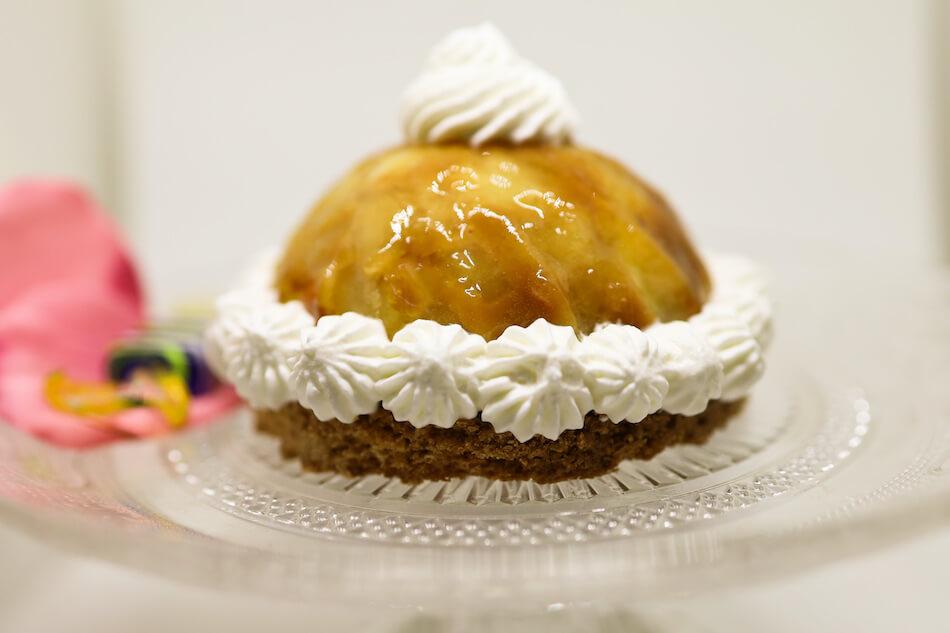 tarte Tatin chantilly coco