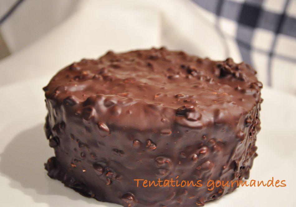 Le marbré vanille chocolat de Yann Couvreur
