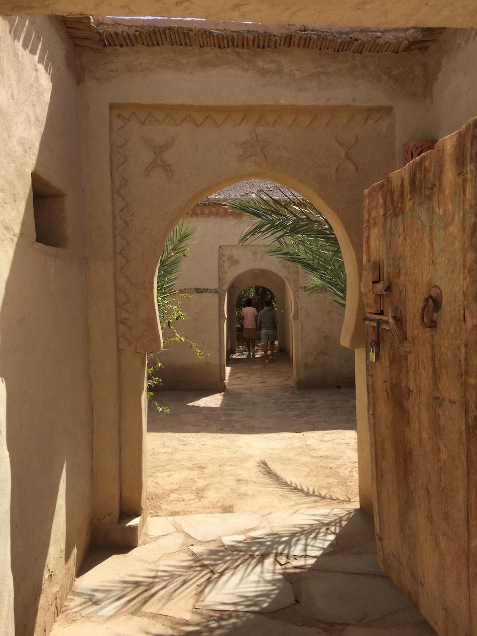 Riad chez Lahcen Tissint Maroc