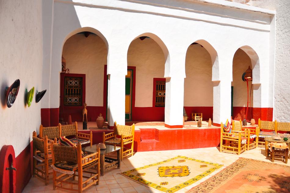 Riad Dar Infiane à Tata Région de Souss-massa