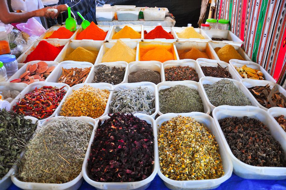 Agadir le souk